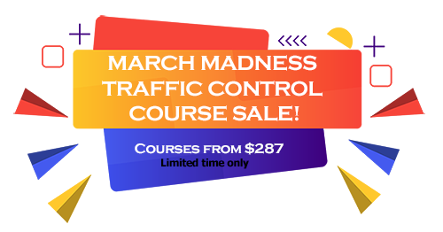 Traffic Control Courses from $287 - Limited time only